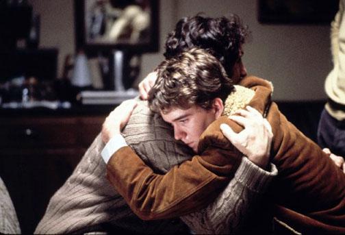ordinary hug