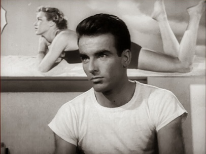 Montgomery Clift_A Place in the Sun_1951